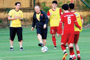 Việt Nam là đội tuyển trẻ nhất ở vòng bán kết