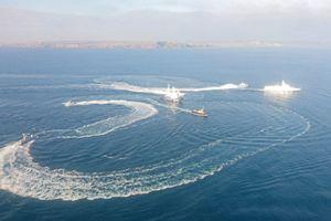 Căng thẳng gia tăng sau khi Nga bắt giữ 3 tàu hải quân Ukraine