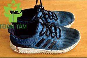 Làm mới cho đôi giày