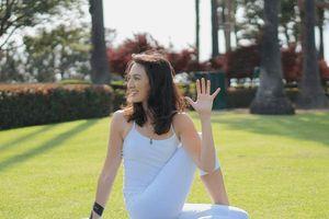 Tập Yoga để có hệ tiêu hóa khỏe mạnh