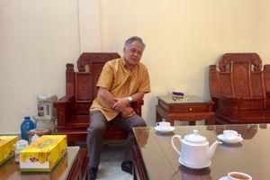 Bí thư Huyện ủy Quan Hóa tiếp thu vấn đề báo Nhân đạo và Đời sống phản ánh