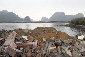 Quảng Ninh: Chưa hoàn thiện hồ sơ pháp lý, doanh nghiệp đã ồ ạt lấn biển tại vịnh Bái Tử Long