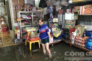 Dân Sài Gòn than trời khi nào mới hết ngập?