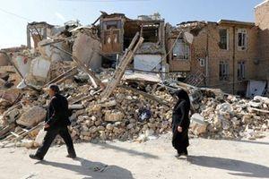 Động đất mạnh 6,3 độ richter ở Iran khiến hàng trăm người bị thương