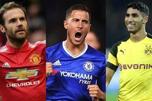 Chuyển nhượng 26/11: Hazard đến Real, MU chuẩn bị 'trói chân' Mata