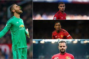Báo Anh điểm mặt những ngôi sao MU nên thanh lý: Có Juan Mata
