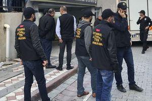 Cảnh sát Thổ Nhĩ Kỳ mở rộng khám xét điều tra vụ Khashoggi
