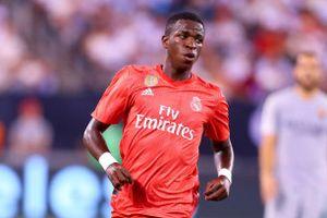 20 ngôi sao Real chuẩn bị cho trận gặp AS Roma: Có thần đồng Vinicius