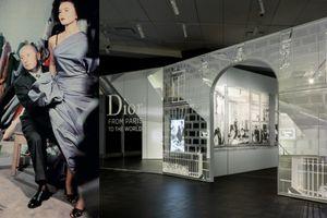 Đến Denver chiêm ngưỡng những kỳ quan haute couture của Dior suốt hơn 70 năm qua