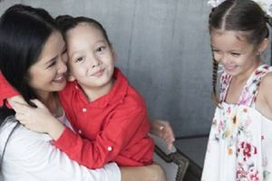 Sau ồn ào ly hôn, ca sĩ Hồng Nhung viết tâm thư xúc động cho hai con