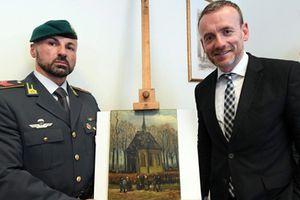 Đường trở về hai bức họa triệu đô của Van Gogh