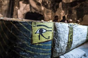 'Lạnh người' Ai Cập lần đầu công khai mở xác ướp 3.000 năm