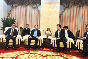 BẢN TIN MẶT TRẬN: Đoàn đại biểu cấp cao UBTƯ MTTQ Việt Nam thăm và làm việc với Chính hiệp TP Bắc Kinh