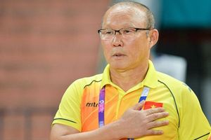 'Thứ duy nhất HLV Park Hang-seo còn thiếu là chức vô địch'