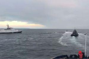 Nguy cơ xung đột tăng sau vụ Nga nổ súng, bắt tàu Ukraine