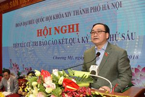 Bí thư Thành ủy Hoàng Trung Hải: Kiên quyết xử lý các vi phạm gây ô nhiễm sông Đáy