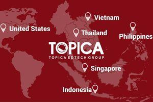 Tổ hợp giáo dục Topica nhận được đầu tư 50 triệu USD từ Singapore