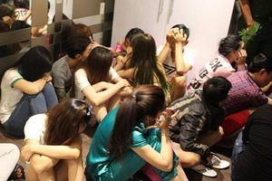 Nghệ An: Bắt giữ nhiều thanh niên sử dụng ma túy trong khách sạn