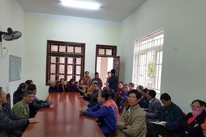 Nghệ An: Đến trụ sở công an huyện chất vấn việc không khởi tố vụ vỡ nợ tín dụng đen
