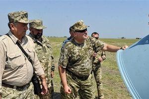 Át chủ bài Ukraine trong chiến lược chống phong tỏa Azov