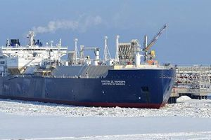 Lô LNG Yamal đầu tiên Nga bán cho Bắc Âu