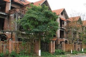Phó Thủ tướng chỉ đạo xử lý kết luận thanh tra dự án khu đô thị Quang Minh
