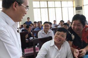 Bí thư Thành ủy TP.HCM nói về việc xử lý kỷ luật ông Tất Thành Cang