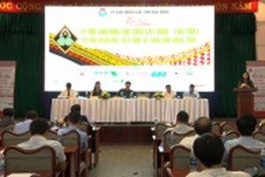 Lễ hội văn hóa thổ cẩm Việt Nam lần đầu tiên tổ chức tại Đác Nông