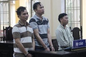 47 năm tù cho ba đối tượng mua bán ma túy