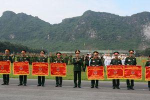 Rèn luyện bản lĩnh và trình độ toàn diện lực lượng quân báo, trinh sát