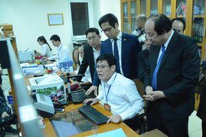 Hà Nội quyết liệt trong cải cách hành chính