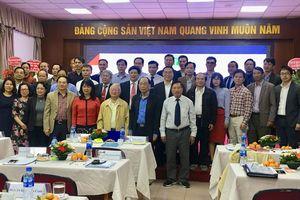 Ra mắt Ban Chấp hành Hội Gan mật Việt Nam