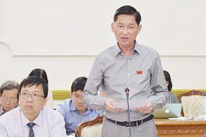 Phó Chủ tịch UBND TPHCM Trần Vĩnh Tuyến: Xem xét cho chuyển mục đích đất ở nơi quy hoạch