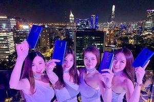 OPPO chính thức ra mắt R17 Pro tại Việt Nam