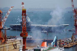 Trung Quốc lần đầu thừa nhận đang đóng tàu sân bay thứ 3