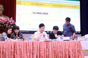 NXB Giáo dục Việt Nam mở thầu in sách giáo dục năm 2019