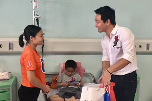 MC Phan Anh: Chạy để khơi dậy niềm tin về sự tử tế