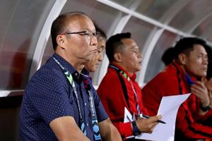 Báo Hàn Quốc: HLV Park Hang Seo cần một danh hiệu vô địch