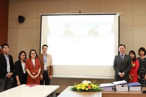 Công trình Đại sứ quán Việt Nam tại Ấn Độ: Quảng bá vẻ đẹp Việt Nam ra thế giới