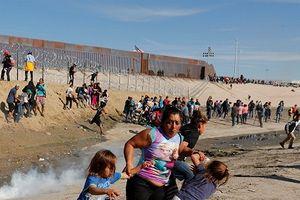 Nhà báo trải lòng về bức ảnh ấn tượng ở biên giới Mexico
