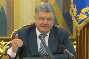 Tổng thống Ukraine ban bố lệnh thiết quân luật