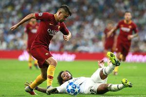 AS Roma - Real Madrid: Tranh chấp ngôi đầu bảng