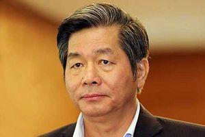 Ban Bí thư kỷ luật nguyên Bộ trưởng Bộ KH&ĐT Bùi Quang Vinh