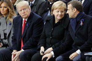 Chuyến đi khoét sâu hố ngăn cách giữa Mỹ và đối tác châu Âu