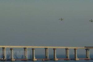 Tòa án Nga xét xử thủy thủ Ukraine xâm phạm hải giới tại Azov