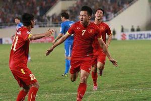 Tuyển Việt Nam từng thắng dễ Philippines ở Mỹ Đình