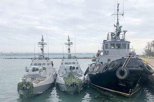 Bị Nga thẩm vấn, thủy thủ Ukraine khai gì về sự cố trên eo biển Kerch?