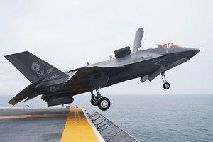 Nhật Bản đặt mua 40 tiêm kích F-35B Lightning II
