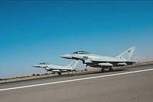 Không quân Anh tham gia tập trận chung với Saudi Arabia