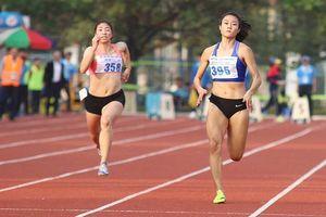 Đại hội Thể thao Toàn quốc: Lê Tú Chinh phá kỷ lục cự ly 100m